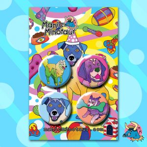 Dog Badges