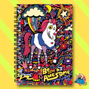 Awesome Unicorn Notebook