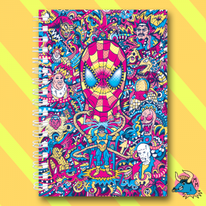 Spidey-Man Notebook