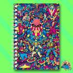 Skeletor Notebook