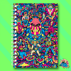 Skeletor Notebook