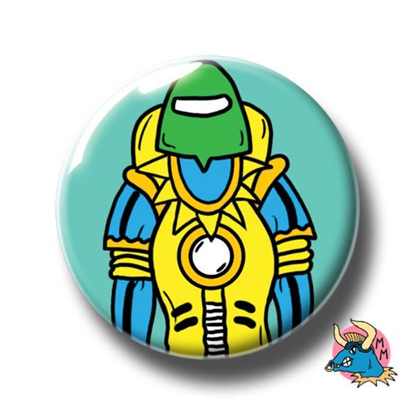 Space Hunter Badge