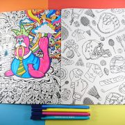 colouring Book 13
