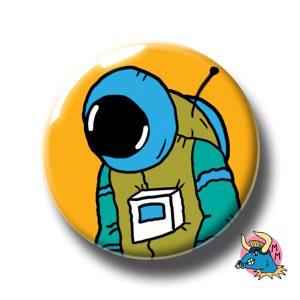 Astronaut Badge