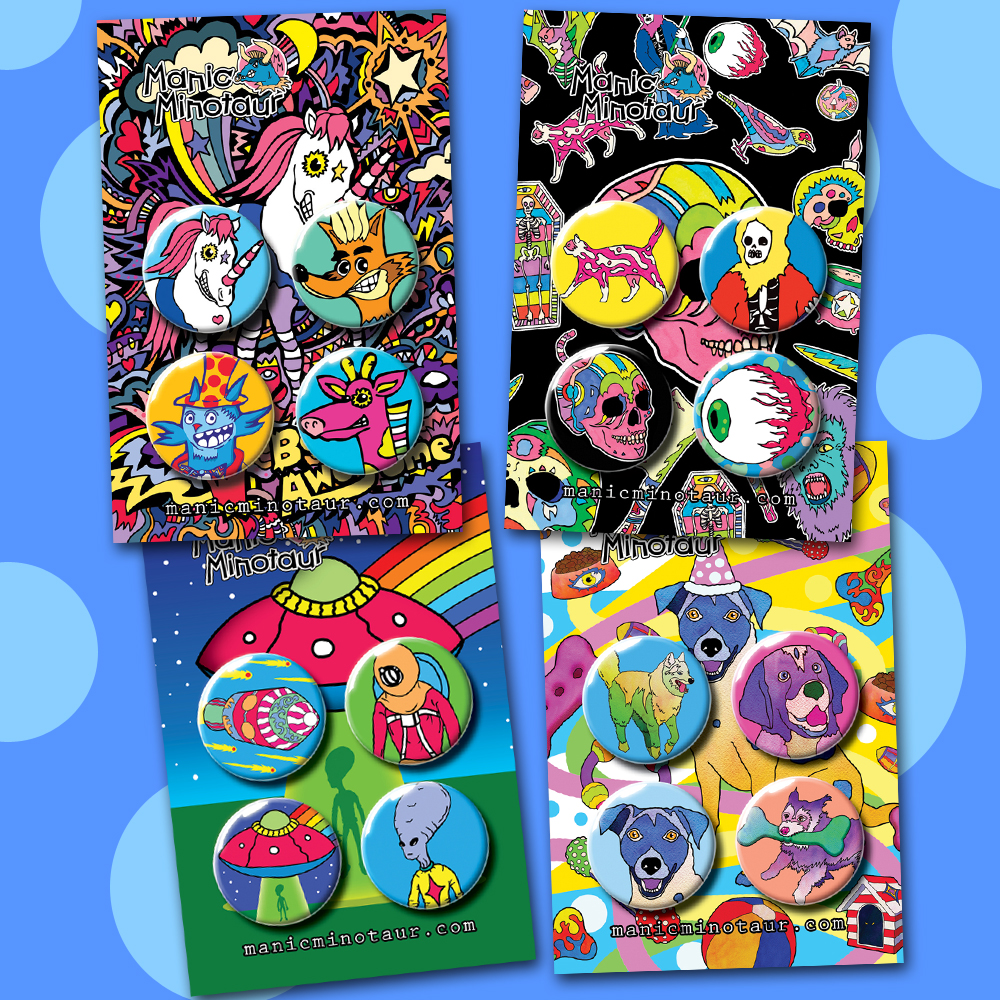 Badge Packs