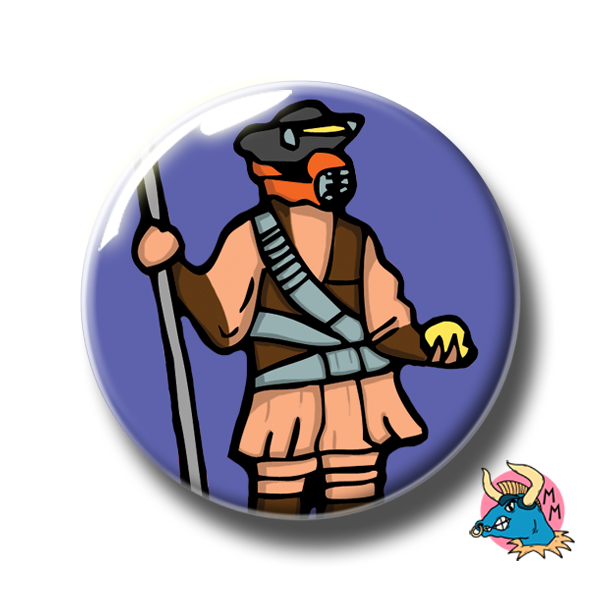 Boushh Badge