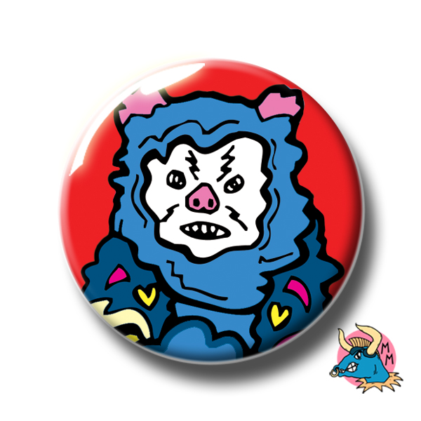Ewok Badge
