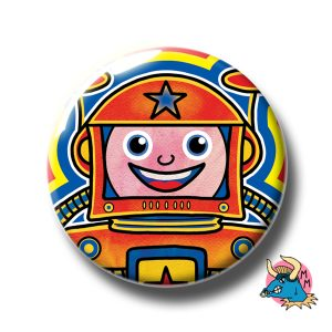 Cosmonaut Badge