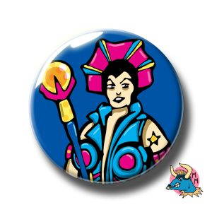 Evil Lyn Badge