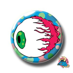Eyeball Badge