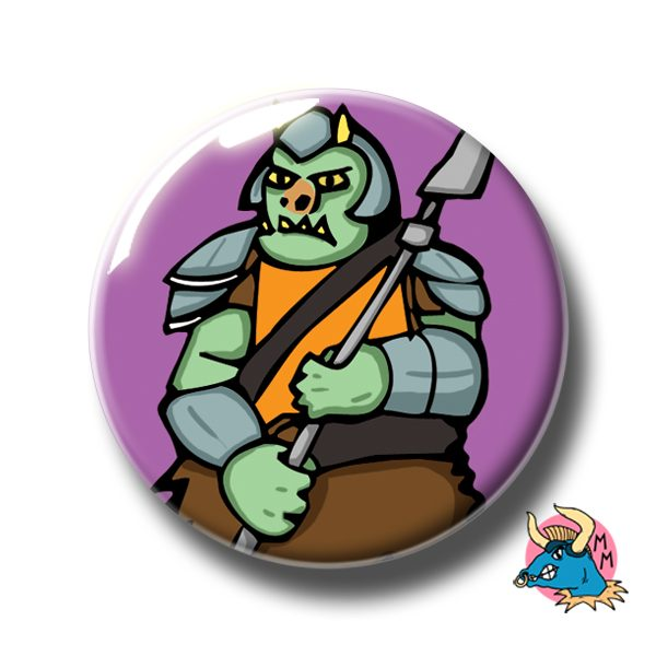 Gamorrean Guard Badge
