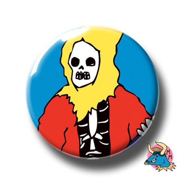 Grim Reaper Badge