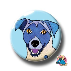 Jack Russell Badge
