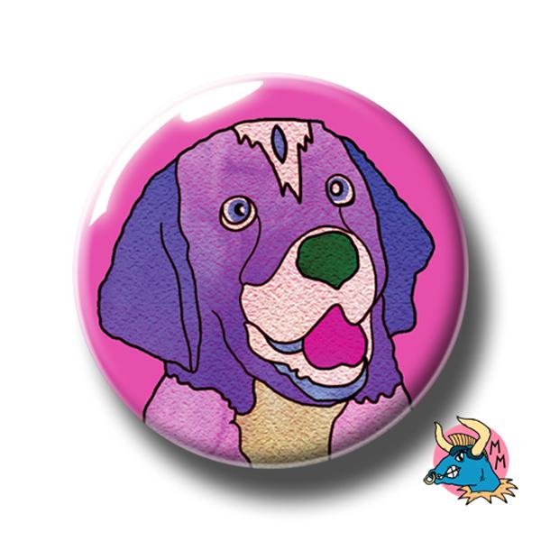 Labrador Badge