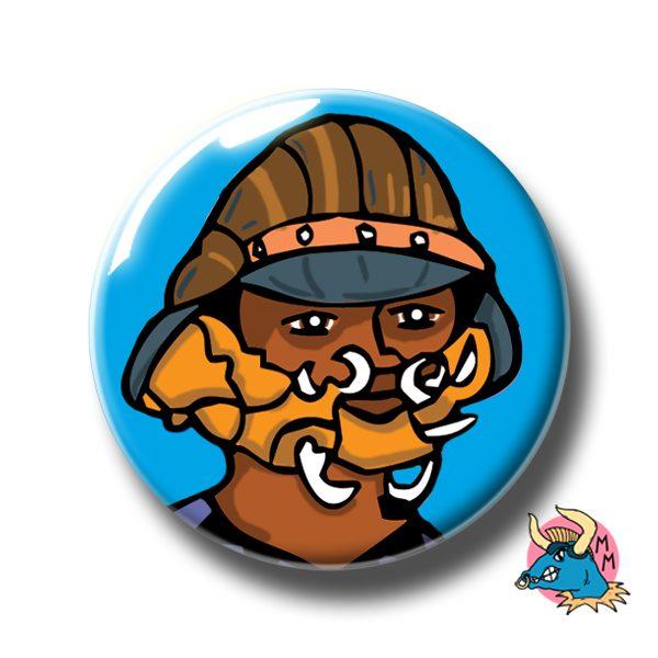 Lando Badge