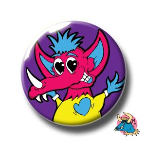 Little Devil Badge