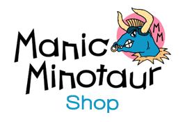 Manic Minotaur Shop