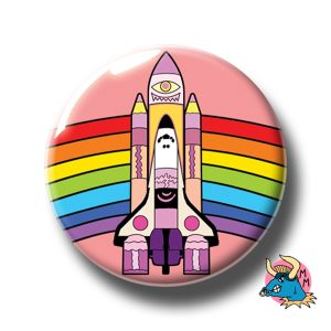 Space Shuttle Badge