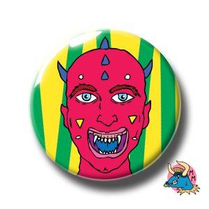 Red Devil Badge