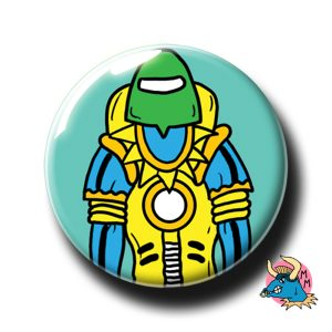 Space Hunter Badge