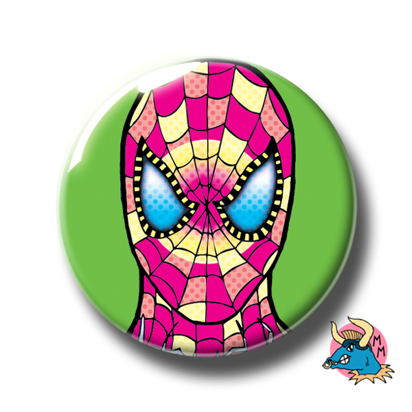 Spiderman Badge