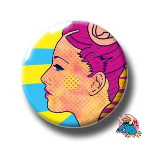 Summertime Badge