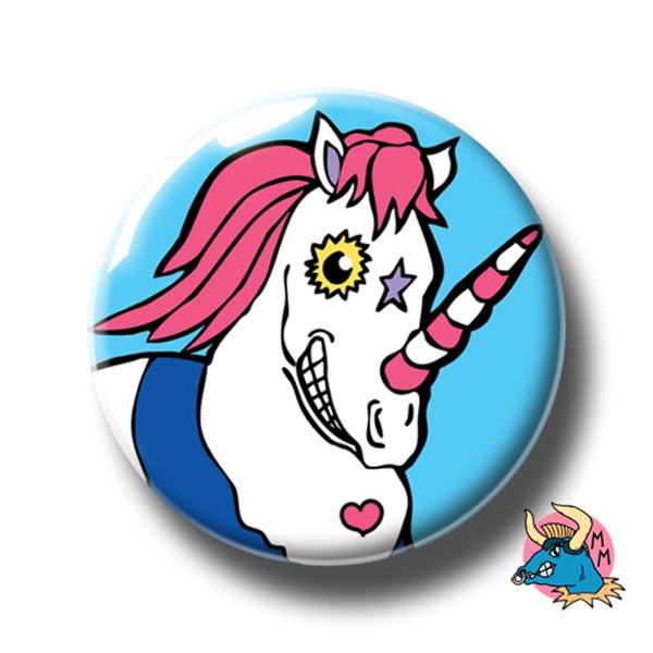 Awesome Unicorn Badge