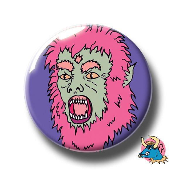 Werewolf Badge