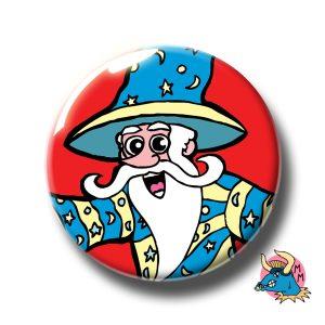 Wizard Badge