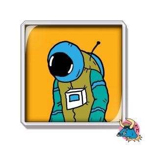 Astronaut Fridge Magnet