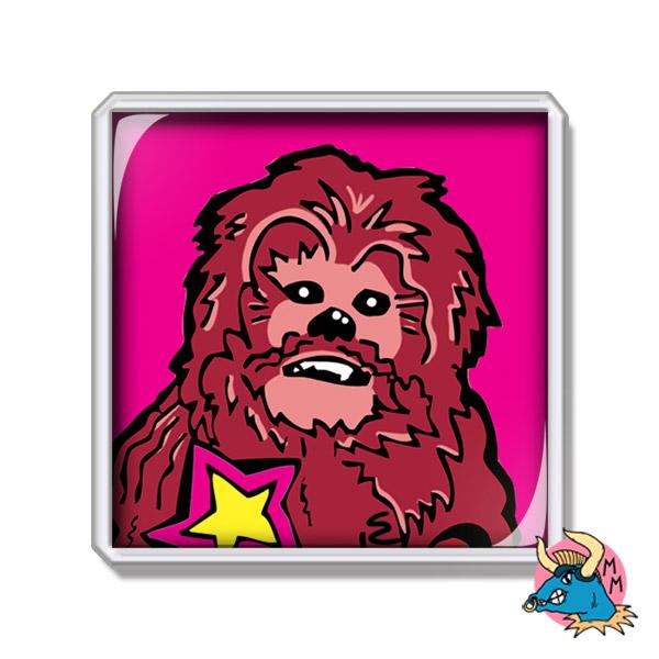 Chewbacca Fridge Magnet