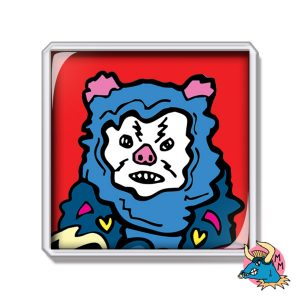 Chief Chirpa Ewok Fridge Magnet