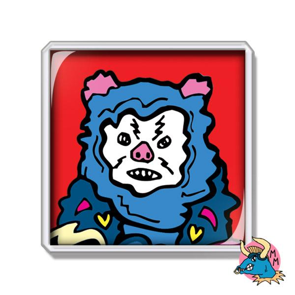 Chief Chirpa Ewok Fridge Magnet