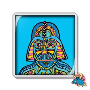 Darth Vader Fridge Magnet