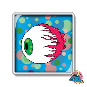 Eyeball Fridge Magnet