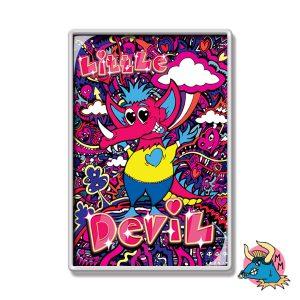 Little Devil Fridge Magnet