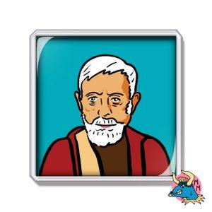 Obi-Wan Kenobi Fridge Magnet