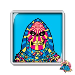 Skeletor He-Man Fridge Magnet
