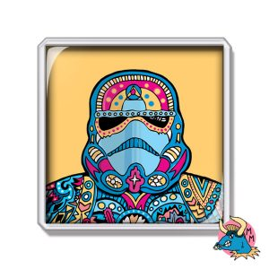 Stormtrooper Fridge Magnet