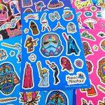 Sticker Sheets by Manic Minotaur