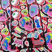 Skull-stickers-2