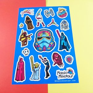 Stormtrooper Star Wars Stickers