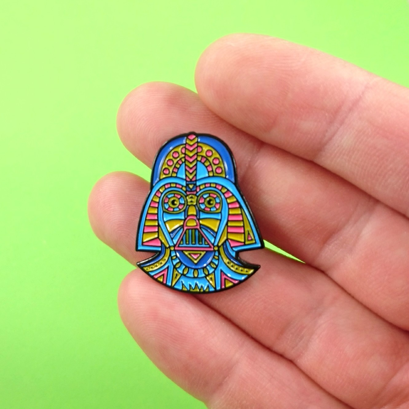Darth Vader Enamel Pin | Manic Minotaur Shop