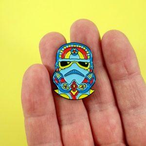 Stormtrooper Enamel Pin