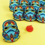 Stormtrooper Enamel Pins