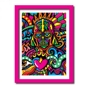 Disco_Darth_Framed_by_Manic_Minotaur